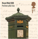 UK Mail 500th